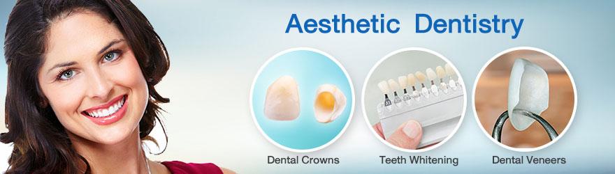 aesthetic dentistry dental fees