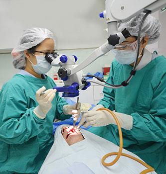 endodontic dentistry