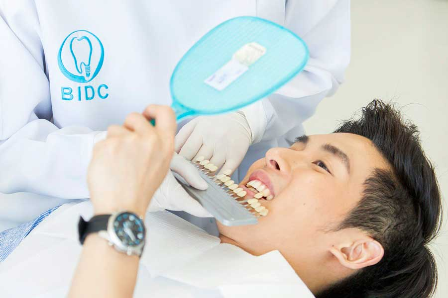 teeth whitening fees