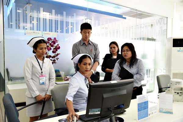 ISO dental clinic