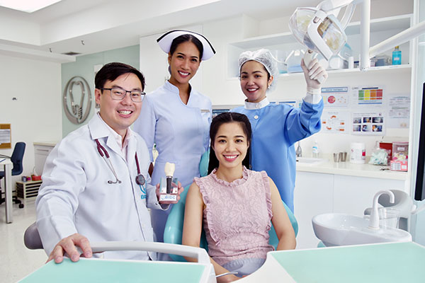 Thailand dental implants