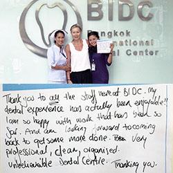 thailand dental australia reviews