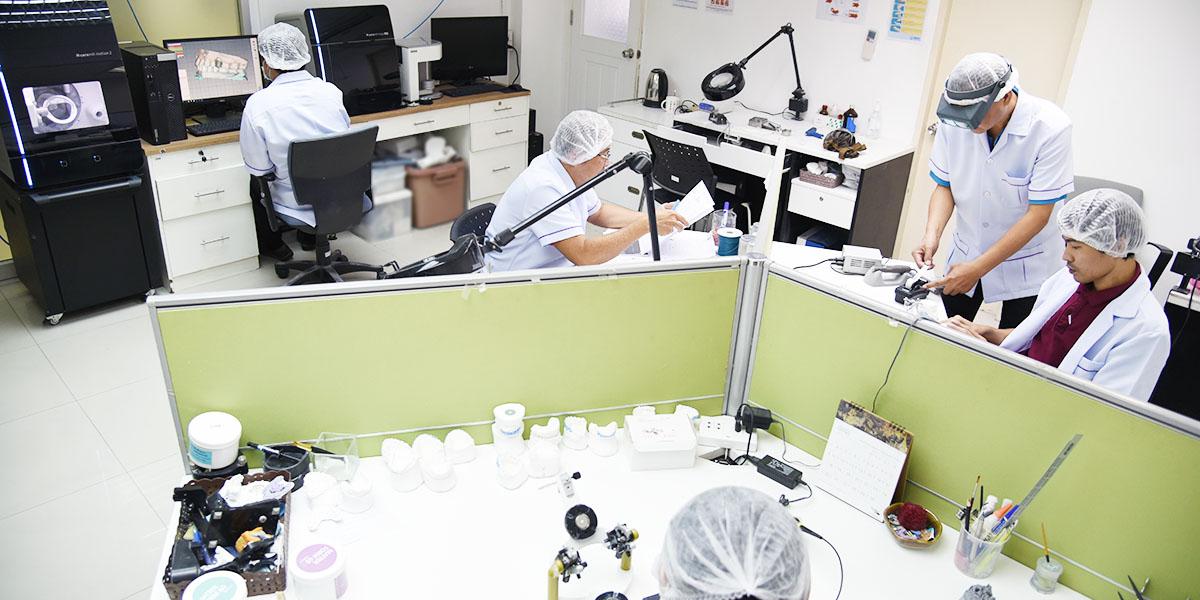 lab bangkok dental center