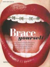 Braces magazine