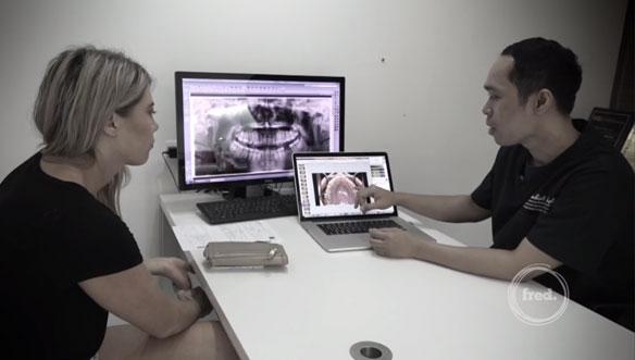 Operation Thailand dentist