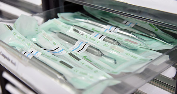dental sterilisation